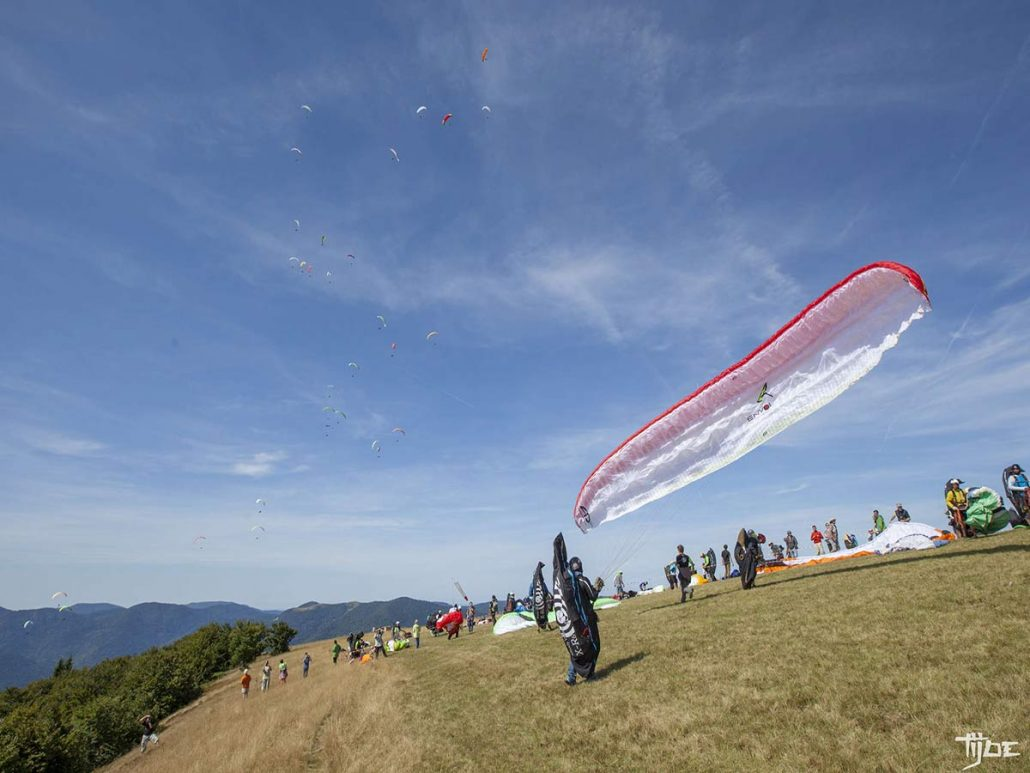 Greifenburg XC Course Paragliding Austria | Fly the Apennines