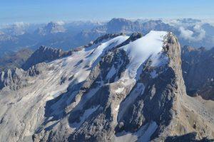 Paragliding XC tutor in Dolomites with Giuseppe Mastromichele