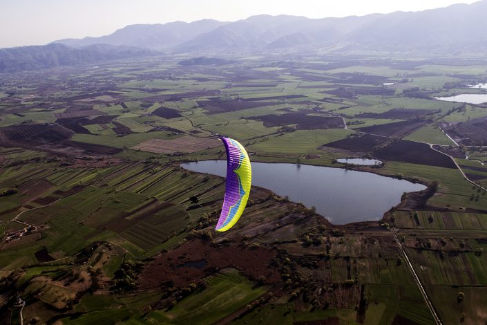Tandem flight in Poggio Bustone, Norma, Castelluccio, Leonessa - Enjoy an adventurous paragliding tandem flight and get the experience of your lifetime!