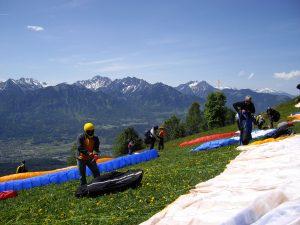 Paragliding Feltre, Monte Avena