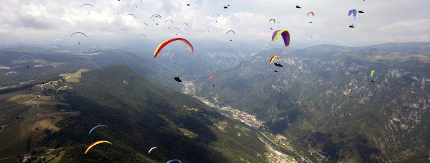 Paragliding World Cup Feltre
