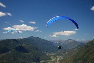 XC Paragliding Soça Valley Slovenia