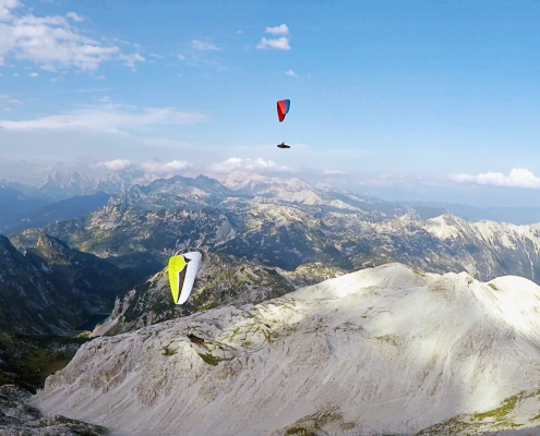 Tolmin XC Course Paragliding