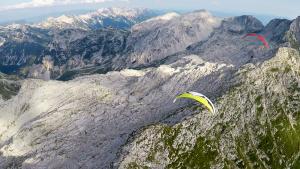 Tolmin XC Paragliding Course